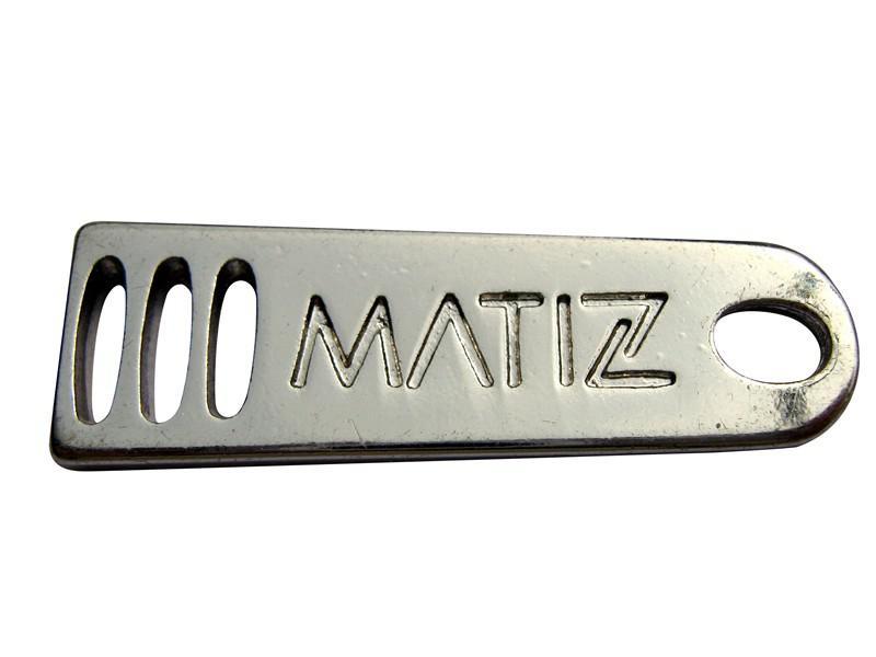 Puxador de zíper personalizado