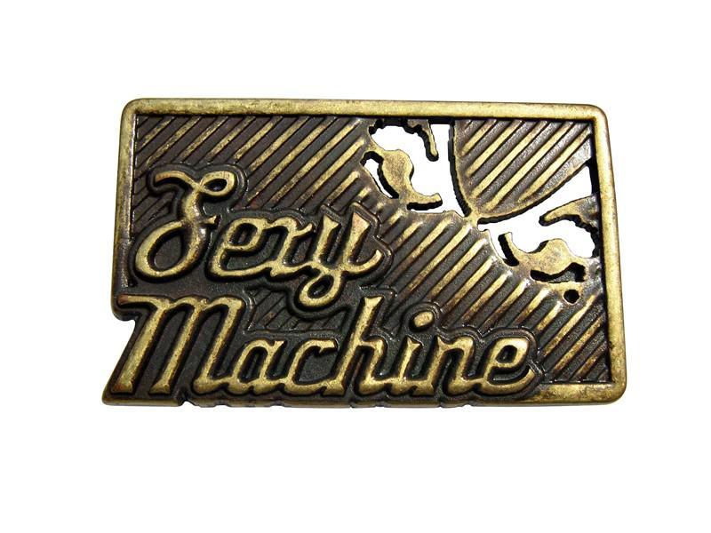 Etiqueta metalizada para roupas
